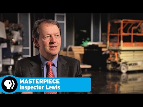 MASTERPIECE  Inspector Lewis, Final Season: Kevin Whately on Lewis  PBS