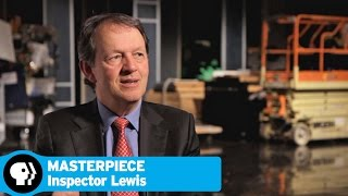 MASTERPIECE | Inspector Lewis, Final Season: Kevin Whately on Lewis | PBS