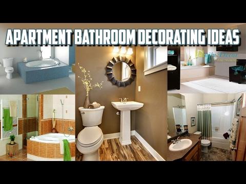 [Daily Decor] Apartment Bathroom Decorating Ideas on Budget