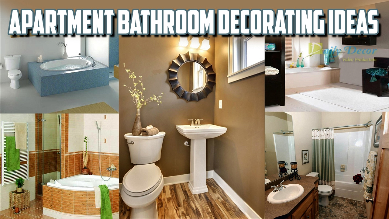 Daily Decor Apartment Bathroom Decorating Ideas On Budget