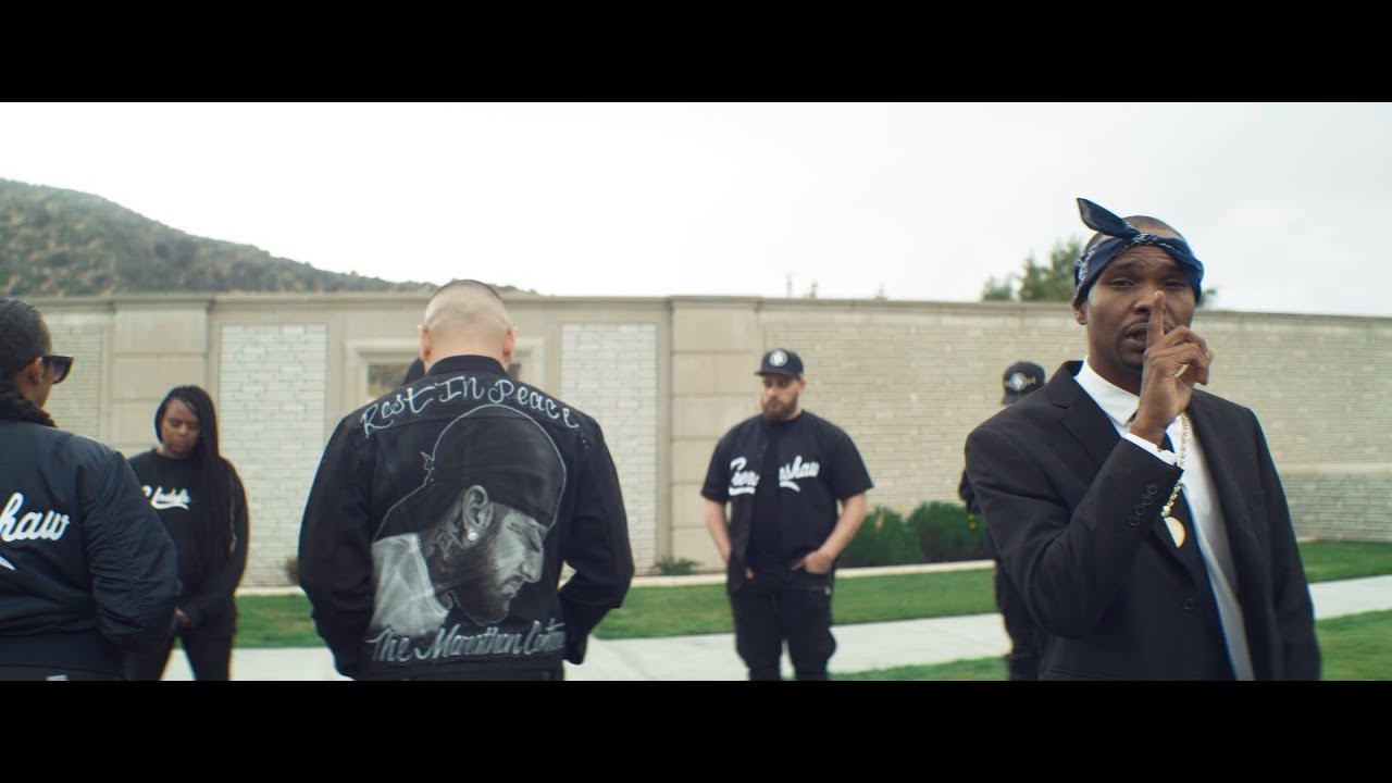 J Stone - The Marathon Continues (Official Video)