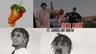 Both sides - Shordie Shordie x Shoreline Mafia FL STUDIO REMAKE (Behind the beat) *NO LOOPS