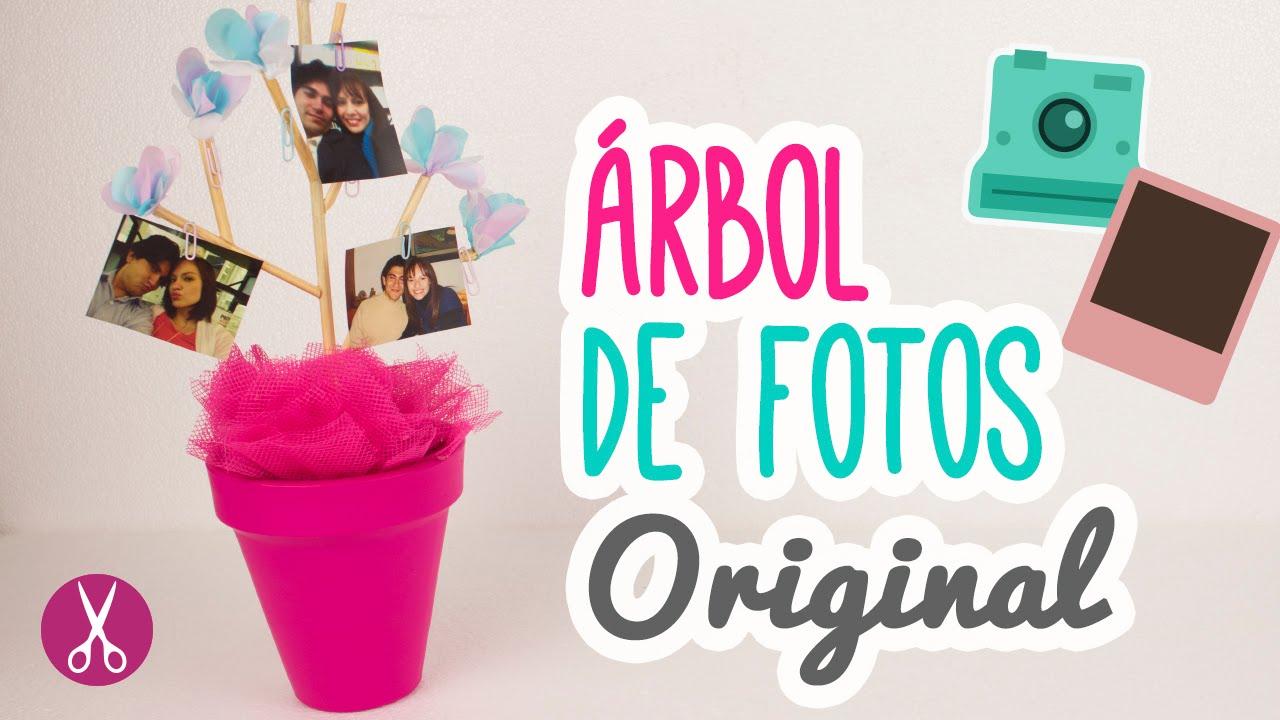 Decora tu cuarto con fotos c mo hacer un lbum de fotos - Como hacer album de fotos manualidades ...