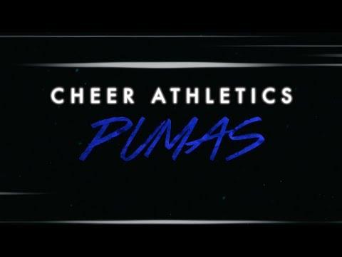Cheer Athletics Pumas Original Mix 2017_18
