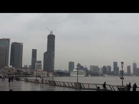 Shanghai, China, The Bund