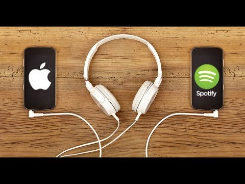 Spotify Vs AppleMusic iTunes Which is better for building fans?