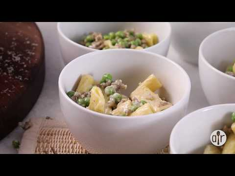How to Make Pasta with Peas and Sausage | Dinner Recipes | Allrecipes.com