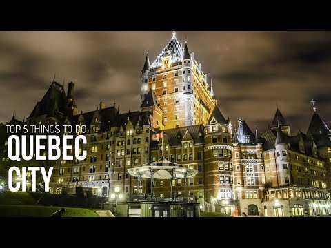 QUEBEC Travel Guide, 6 Things To Do in Quebec City That you must visit.