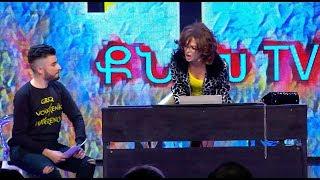 Women's Club 07 - ՔՆՁԽ TV - 3 /Երաժշտական աղբարկղ/ - Էսմերալդա Պապիկյան /Գրիգ, Զառա/