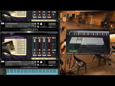 CineHarps Walkthrough