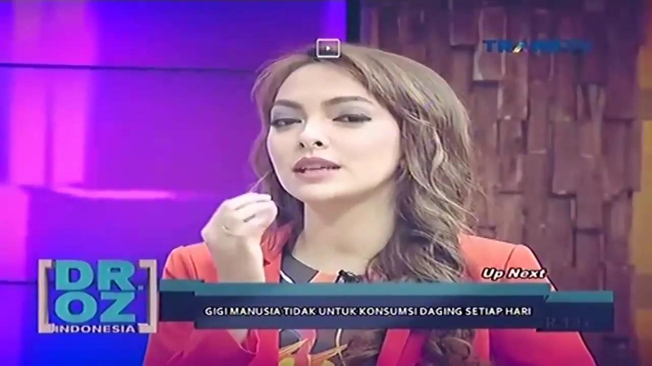 Bersihkan Karang Gigi Membuat Gigi Goyang Dr Oz Indonesia Youtube