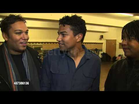 3T Interview - Impressions of the Big Reunion Boybandtour 2014