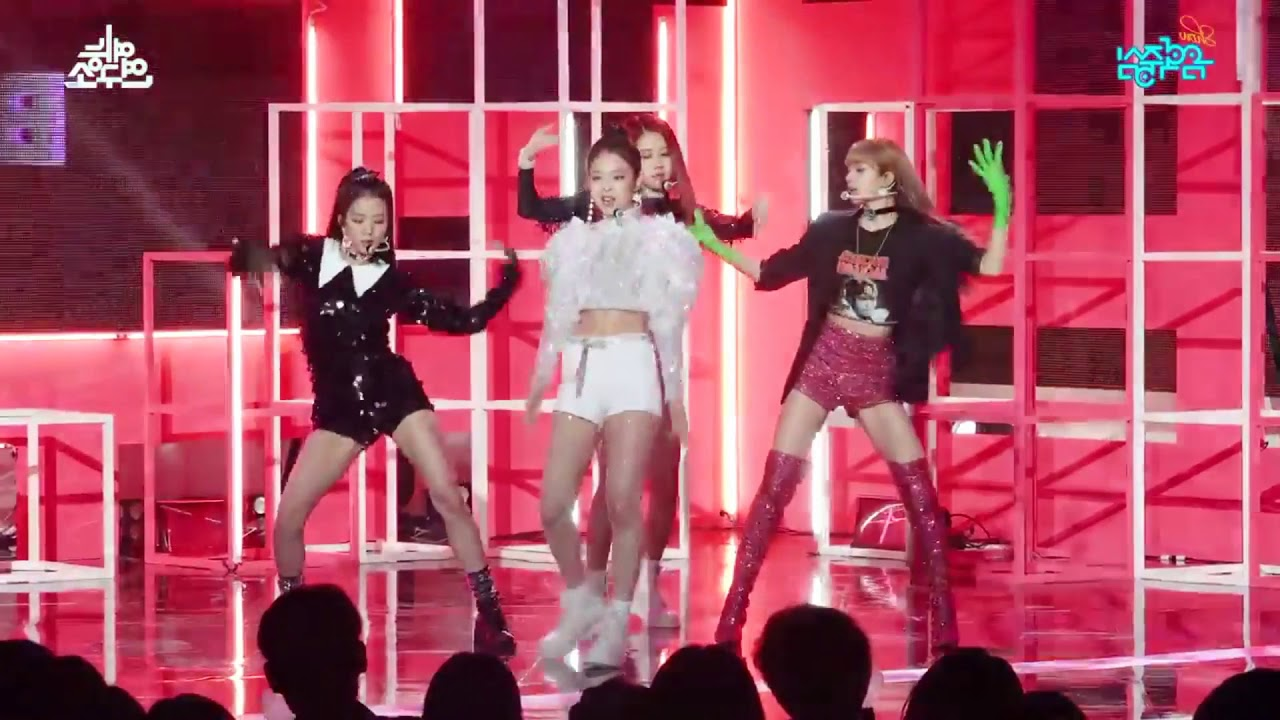 Mirror Slow Blackpink Ddu Du Ddu Du Fancam Youtube
