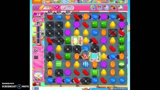 Candy Crush Level 911 help w/audio tips, hints, tricks