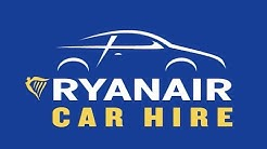 Ryanair Car Hire £20,000 Prize Winner!