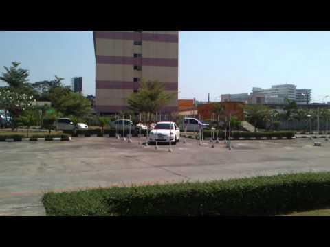 ท่าสอบใบขับขี่รถยนต์ขนส่งนนทบุรี