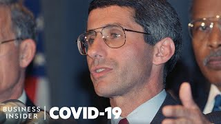 How Anthony Fauci Became The Nation's Top Disease Expert