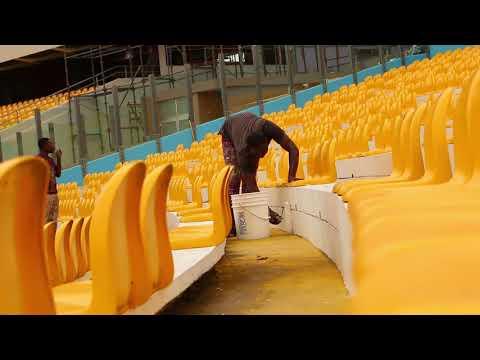 Renovation of the Accra Sports Stadium