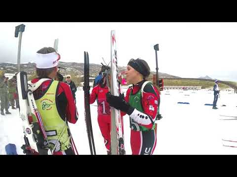 DFN:2018 Chief National Guard Bureau Biathlon Championships, MIDWAY, UT, UNITED STATES, 03.01.2018