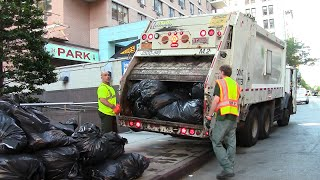 DSNY - New York's Garbage Trucks