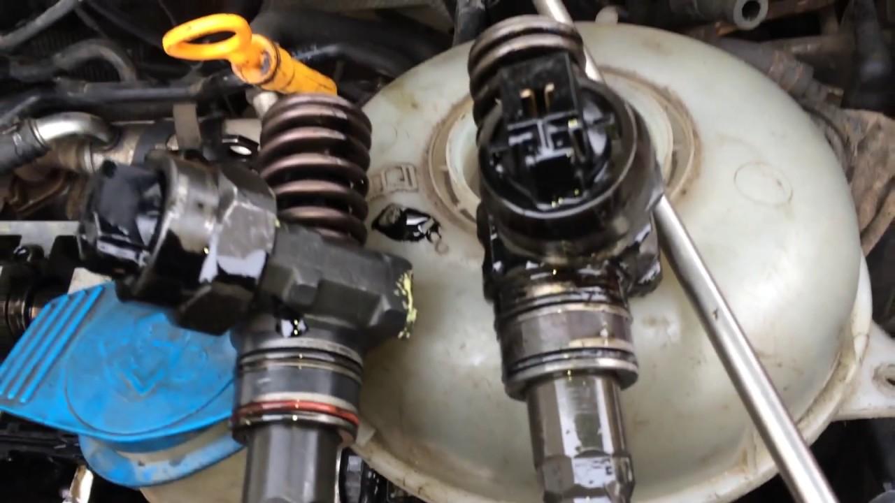 VW T5 2,5 TDI R5 к чему приводит не правильная диагностика топливной системы