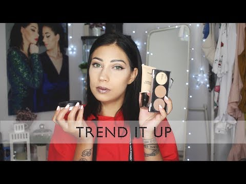 Full make up look & prvi utisci Trend It Up proizvoda