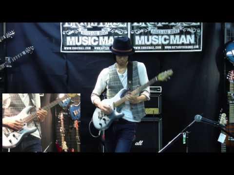 【MUSICLAND KEY】柴崎 浩氏イベント動画1