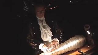 """Dance of the Sugar Plum Fairy"" on the Glass Armonica"