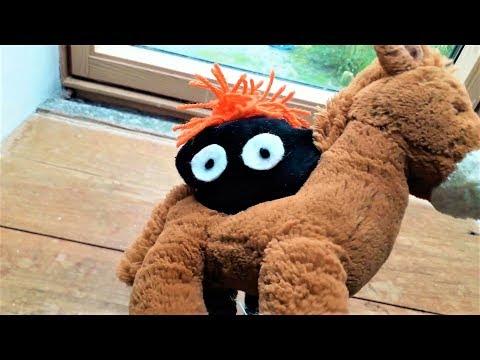 STINKER - Horse. Sock Puppet Short Films. Comedy. S01E10 Filmed in Ireland.