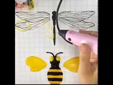 AOD 3D Printing Pen - The Bee