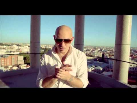 Pitbull Ft. Shakira ( Original) - Get it started (Letra)