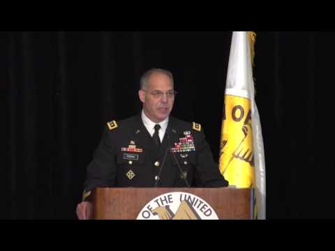AUSA Sustainment Hot Topic - Lt. Gen. Gustave Perna - Army G-4