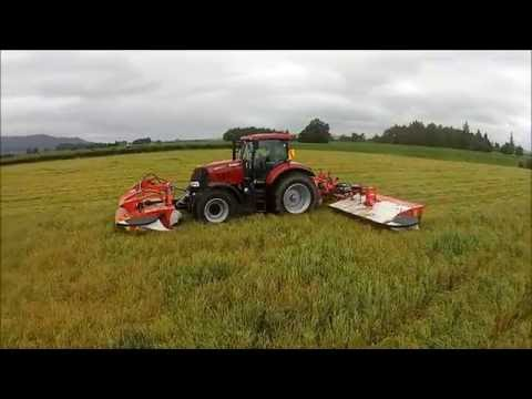 Grain and Food Ltd Maize Season 2016 NZ