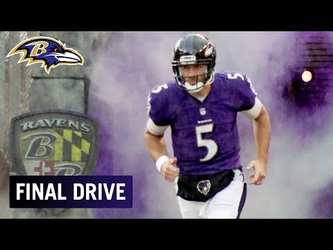 Will Jackson & Flacco Both Play on Sunday? | Ravens Final Drive