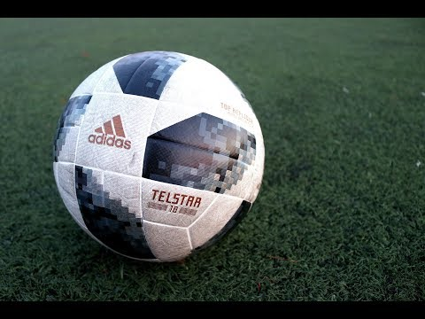 Telstar Russia 2018 World Cup Ball Test!