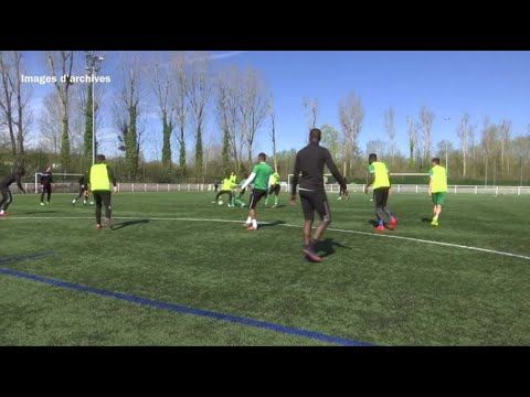 Le FC Chambly monte en Ligue 2 !