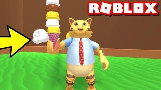 NEW PETS UPDATE + CODES IN ROBLOX ICE CREAM SIMULATOR!