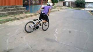 Drift de bike parte 1