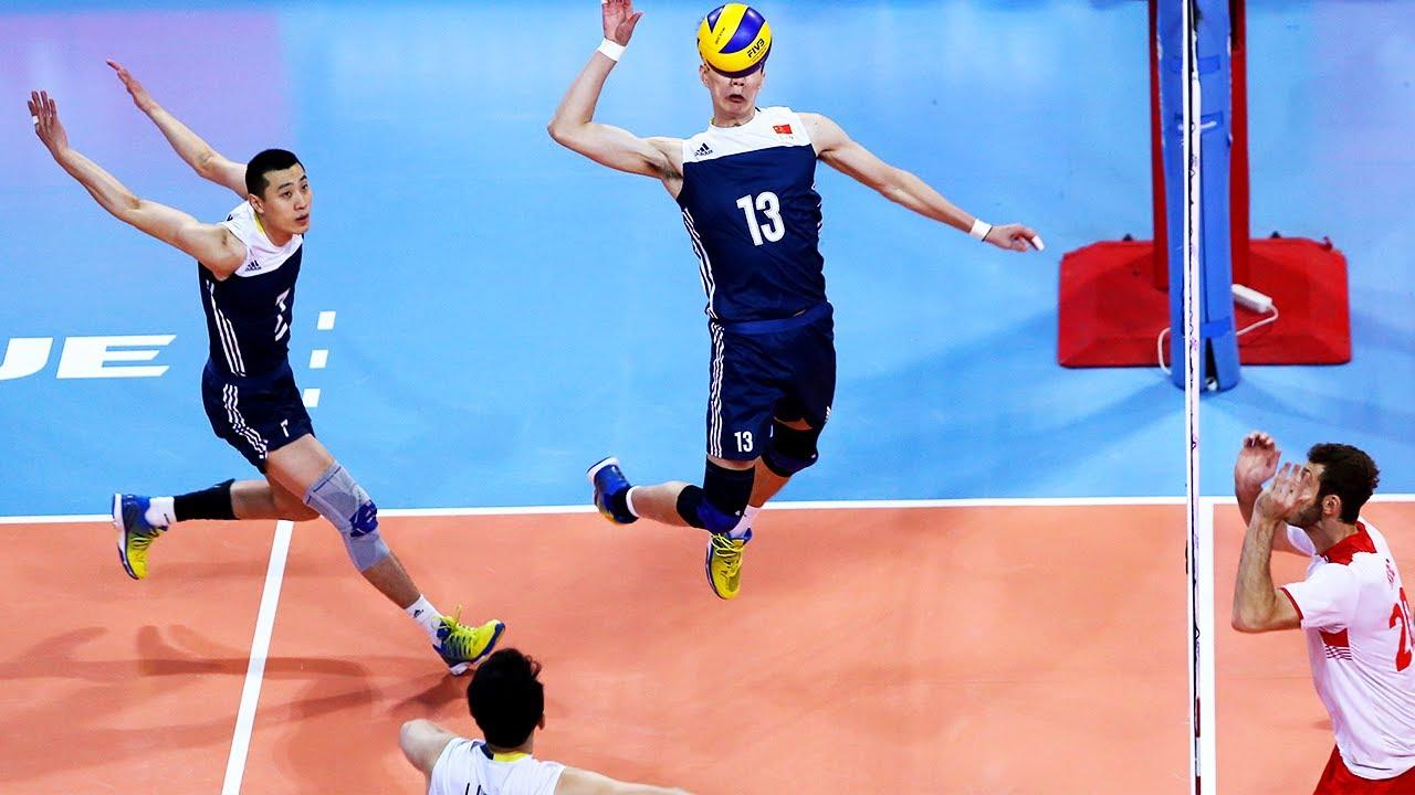 The Most Dramatic Set   World League 2017   China v Turkey (43:41)