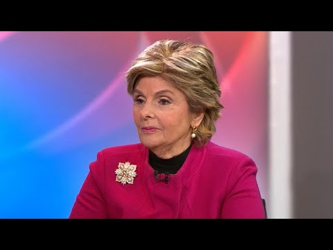 Gloria Allred reacts to Roy Moore campaign press conference