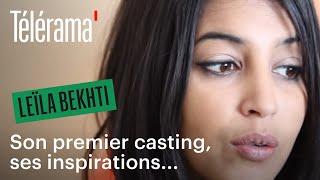 Leïla Bekhti, la timidité assumée