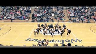 Disney Princess School Dance
