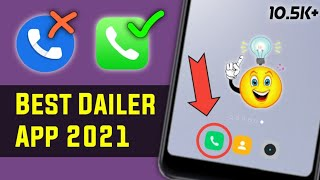 best calling app for calling and contacts, not Google, Phone calling app 2021 screenshot 3
