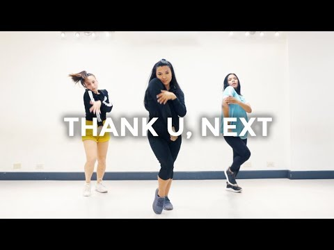 thank u next remix - Ariana Grande Dance   besperon Choreography