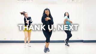 thank u, next (remix) - Ariana Grande (Dance Video) | @besperon Choreography