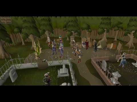 I Played Soul Wars And It Is Uninteresting. (Old School Runescape)