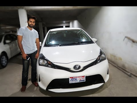 Toyota Vitz |Review| Latest| Pakistan