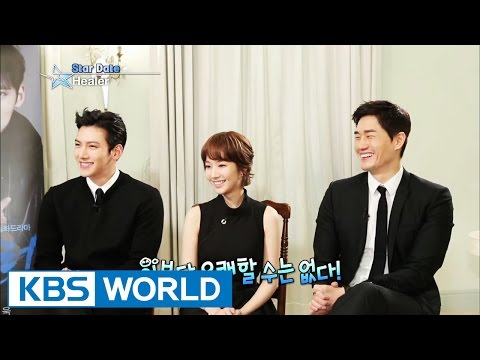"""New KBS drama """"Healer"""" interview (Entertainment Weekly / 2014.12.20)"""
