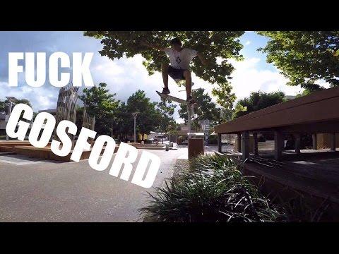 Fuck Gosford!