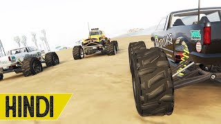 *FUNNY* RC CAR KE SAATH RACE | GTA 5 Online